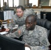 Finance Soldiers Train at Guard Headquarters - Aug 15, 2014