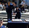 New York Air Guard Celebrates USAF B-Day in NYC