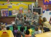 Airmen Read to Schenectady Kids