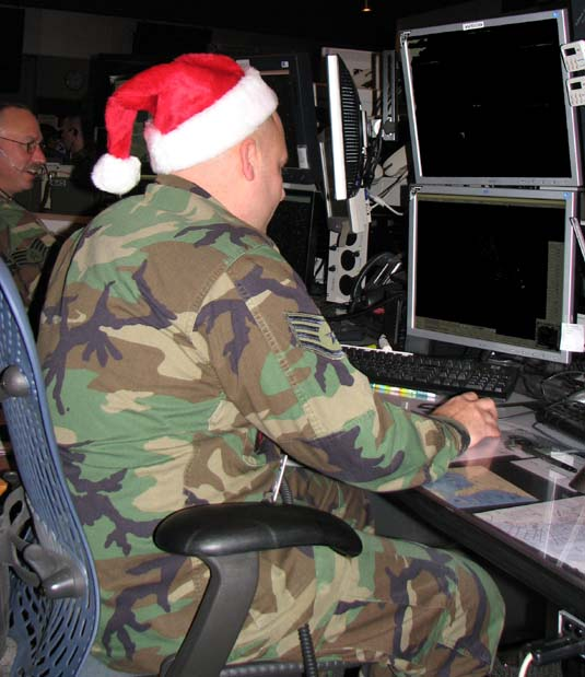 Which Organization Tracks Santas Flight On Christmas Eve.New York Division Of Military And Naval Affairs News New