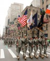 Tradition lives on as Fighting 69th troops lead St. Patrick's Day Parade for 162nd time