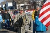 New York Army National Guard Soldiers Participate in Holiday Road March