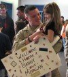 Airmen Return from Deployment to Kyrgyzstan