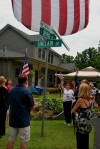 Street Dedication Recalls Soldier's Sacrifice
