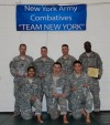 Army Guard Soldiers Battle for Combatives Title