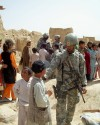 New York Security Force Soldiers Aid Afghan Villagers