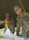 New York Army National Guard Soldiers Lay Foundations in Germany
