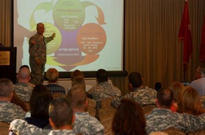 104th MP's Kick off Army Guard Reintegration Program