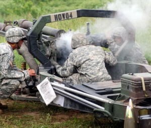 National Guard Field Artillery Conducts Annual Training at Ft. Drum