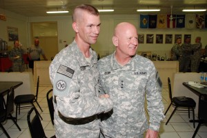 Chief of the National Guard Bureau Visits New York Army National Guard Soldiers