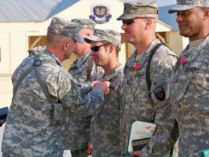 CJTF-Phoenix announces award recipients for Afghan service