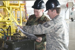 105th Airlift Wing Maintenance Squadron In Prestigious Competition