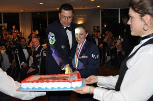 New York Air National Guard Members Honored