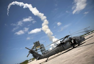 New York Air Guard's 106th Rescue Wing Supports Shuttle Launch