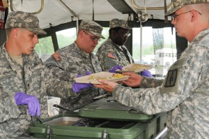 New York Army National Guard Cooks Compete for Top Army Prize