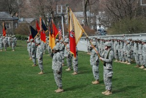 Rainbow Division Welcomes New Commander
