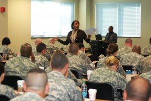 SHARP Training Prepares National Guard Soldiers to Prevent Sexual Harassment and Assault