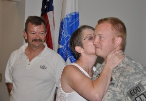 New York Army National Guard Soldier Recognized For Courage Under Fire