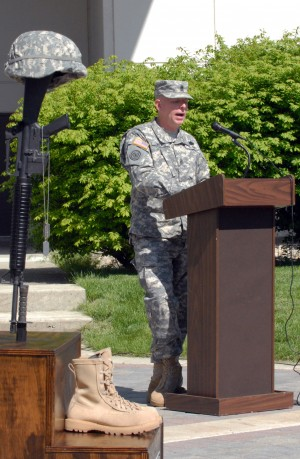 New York National Guard recalls fallen in Memorial Day Ceremony
