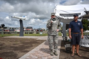 106th Rescue Wing cuts ribbon opening Heritage Park to tell Wing's story