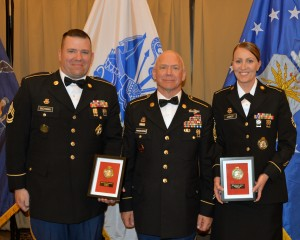 New York Enlisted Association recognizes Top Soldiers and Airmen among others