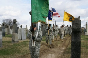 88th Brigade Commemorates The Battle of Fredericksburg