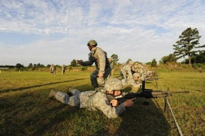Western New York Army, Air Guardsmen Represent New York at National Shooting Match