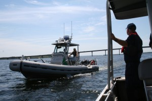Sailors Keep Seaway Safe for Summer