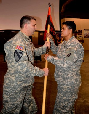 Iraq Veteran to Command Rainbow Division HQs Company