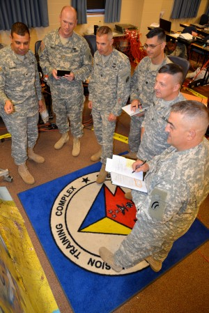 Rainbow Division Preps for Warfighter