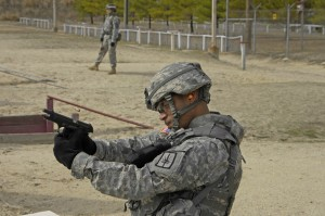 206th MPs Ramp UP At Fort Dix
