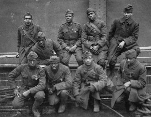 Harlem Guardsmen Made Black History