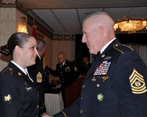 Top US CENTCOM NCO praises New York National Guard soldiers and airmen
