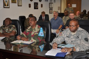 Road to Africa in 2014 started in Italy this year for New York Army National Guard soldiers