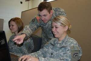 National Guard Intelligence Troops Train for Wartime Tasks