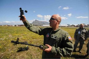New Yorkers Join Other Air Guardsmen in South African Air Show