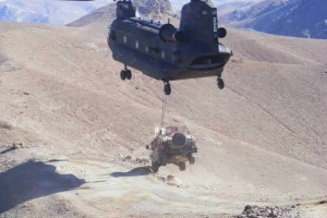 New York Army National Guard Chinook Aviation Awarded Unit of the Year