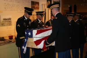 New York National Guard Brings Civil War Soldier Home
