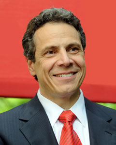 Andrew M Cuomo, Commander in Chief/