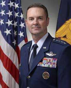General Joseph L Lengyel, National Guard Bureau Chief