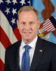 Patrick M Shanahan, Secretary of Defense