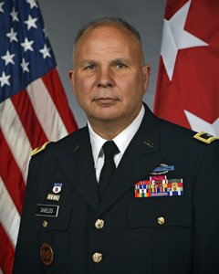Major General Raymond F Shields, New York Adjutant General