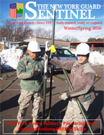 New York State Guard Sentinel - Spring 2016 Edition