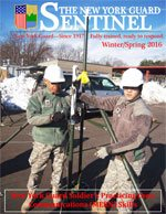 New York State Guard Sentinel - Spring 2017 Edition