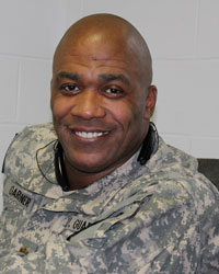 MAJ. Sean P. Gardner - Chief of Chaplains, New York Guard Chaplain Corps