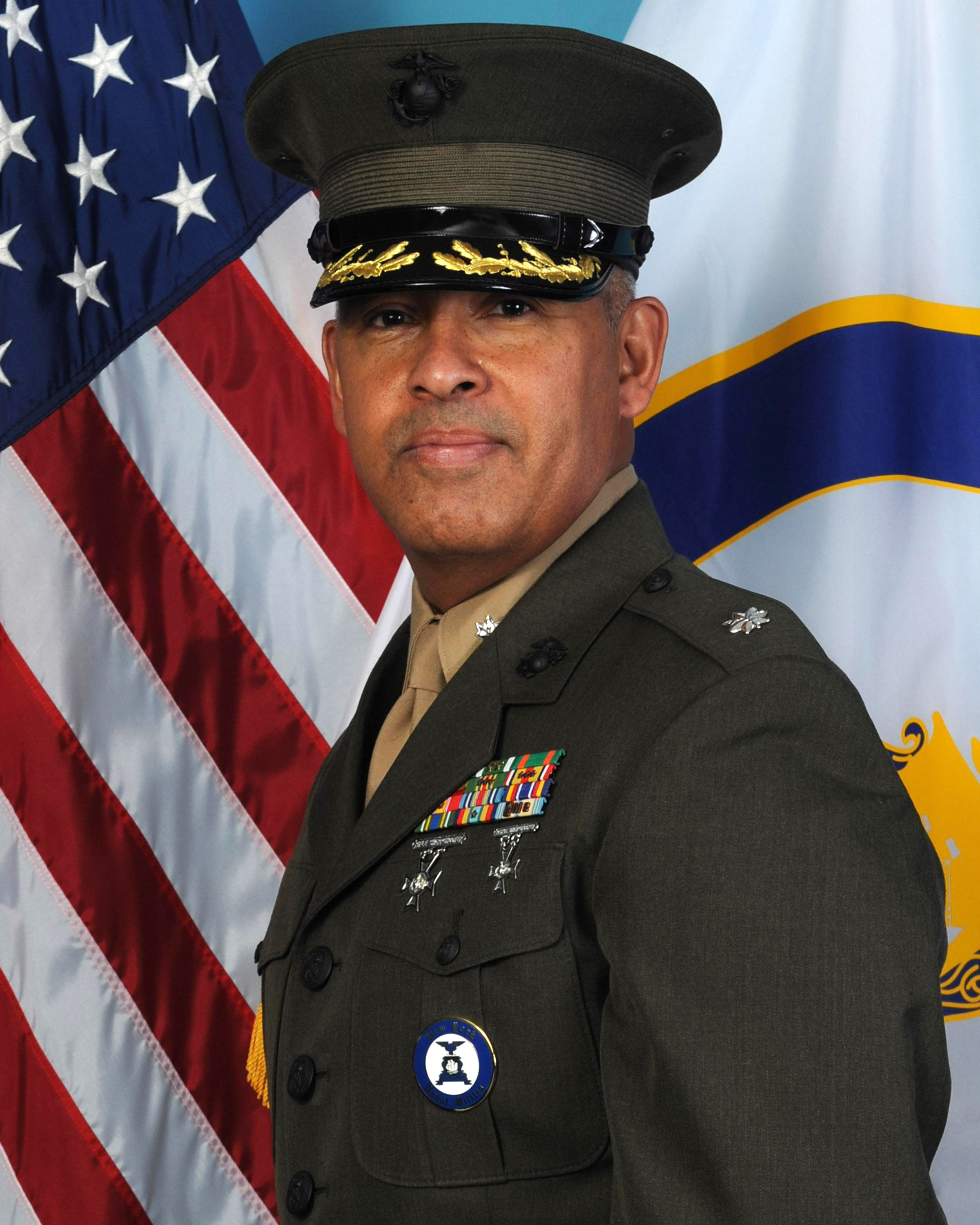 Colonel Christopher B Rust Commander Southern Command