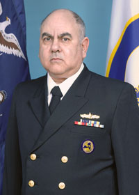 Captain Anthony Buanno, Commander, Northern Command