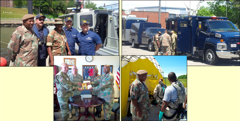 NY SPP - South Africa Disaster Preparedness Familiarization Visit