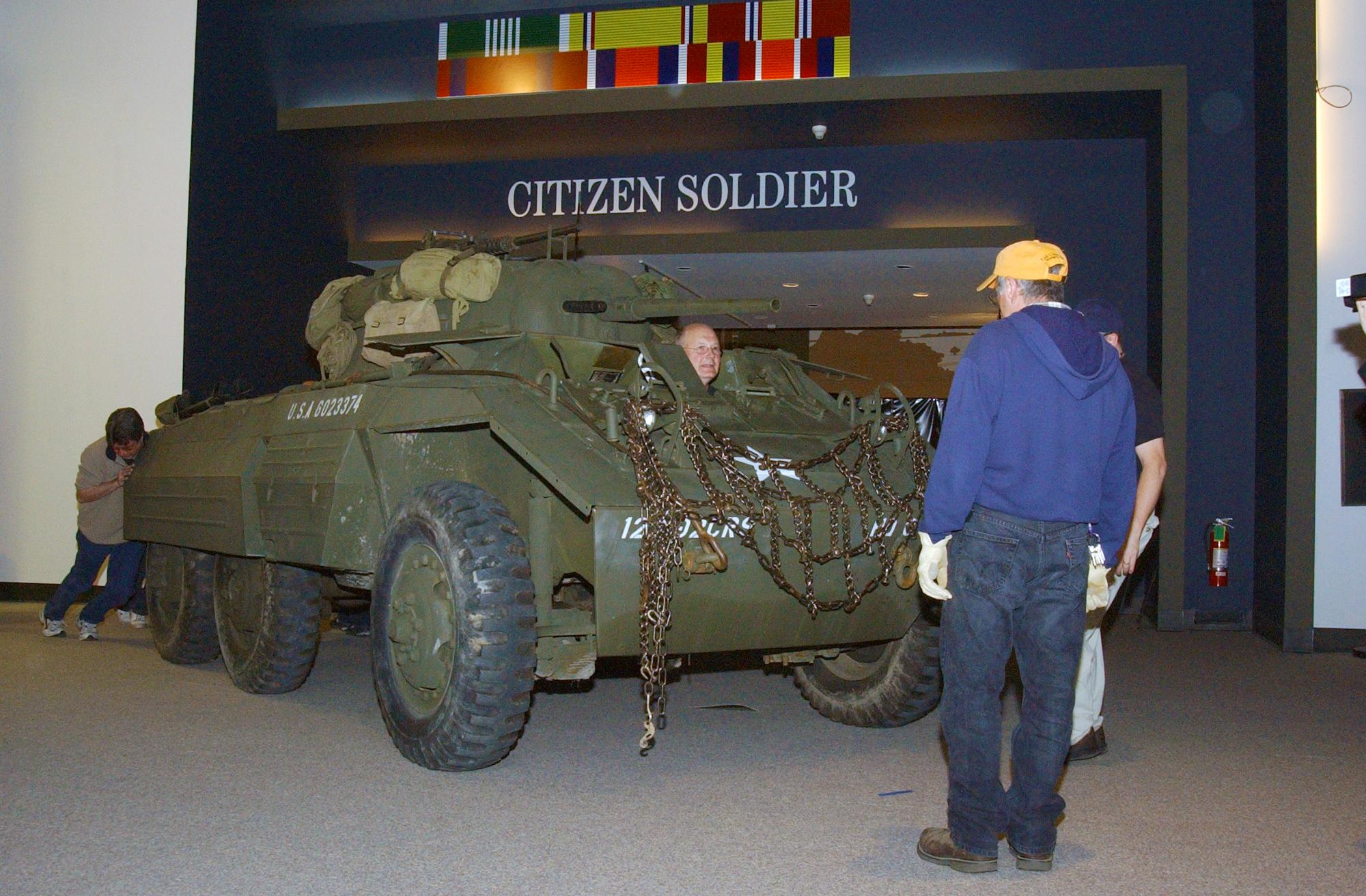 Citizen Soldier Exhibit to open for Memorial Day Weekend
