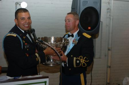 1-69th Infantry Wins Annual Logan-Duffy Match Against Massachusetts Unit